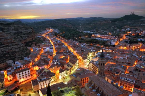 Hotel Pictures: Hostal Restaurante El Castillo, Alcorisa