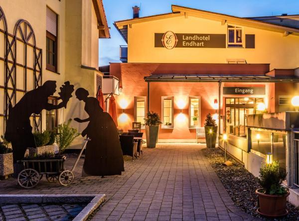 Hotel Pictures: Landhotel Endhart, Landsberg am Lech