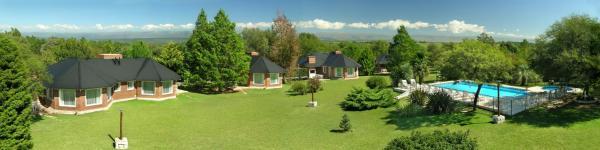 Hotelbilleder: Solar Encantado Cabañas & Chalet, Villa General Belgrano