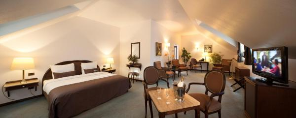 Hotelbilleder: Hotel Kasteel Solhof, Aartselaar