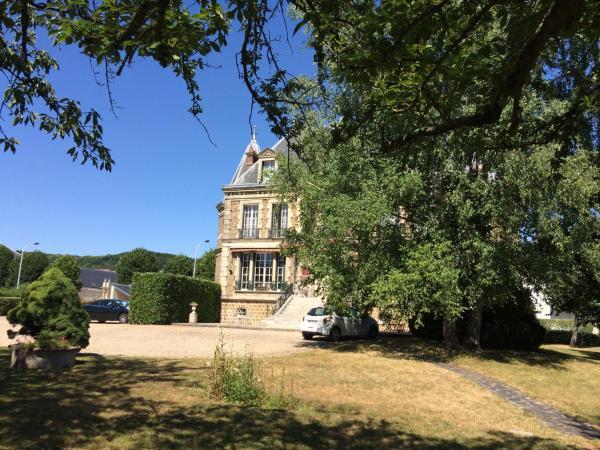 Hotel Pictures: Hostellerie Du Parc, Liancourt