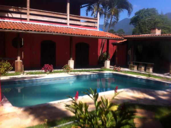 Hotel Pictures: Hostel Casa da Praia, Caraguatatuba