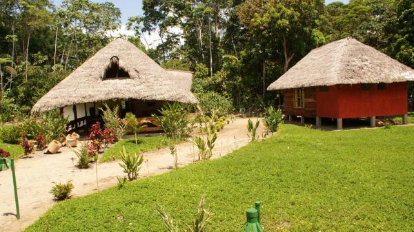 Hotel Pictures: Tres Rios Jungle Lodge, Puerto Misahuallí