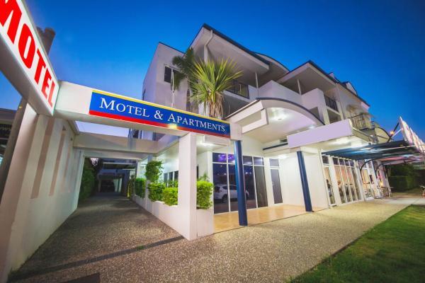 Hotelbilleder: Cosmopolitan Motel & Serviced Apartments, Rockhampton