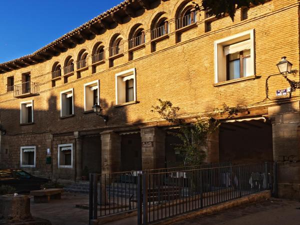 Hotel Pictures: Hospederia de Loarre, Loarre