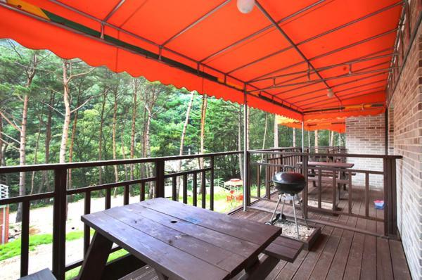 Zdjęcia hotelu: BackWoon Healing Pension, Pocheon