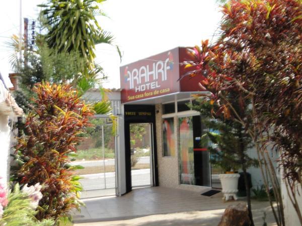 Hotel Pictures: Arahra Hotel, Aparecida de Goiania
