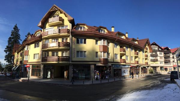 Fotos de l'hotel: GM Royal Plaza, Borovets