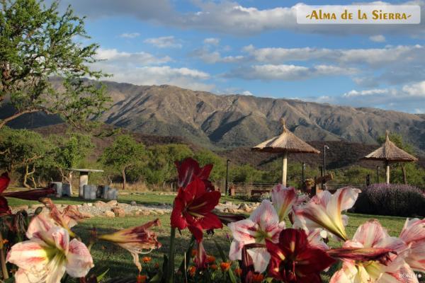Photos de l'hôtel: Cabañas Alma de la Sierra, Carpintería