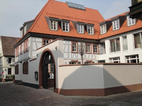 Hotelbilleder: Hotel Restaurant Kaiser, Schriesheim
