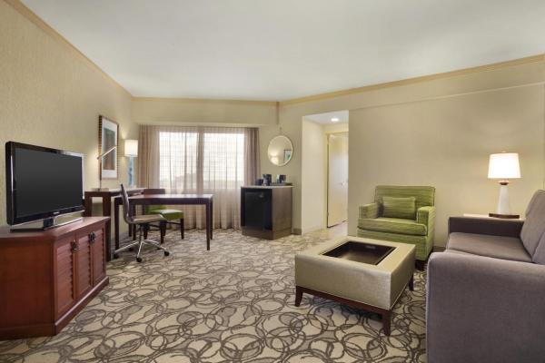 One-Bedroom King Suite - Mobility Accessible - Non-Smoking