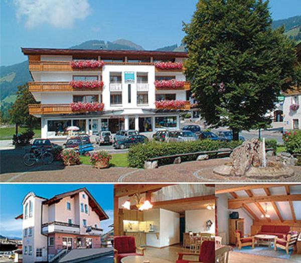 Fotografie hotelů: Apartmenthaus Brixen & Haus Central, Brixen im Thale