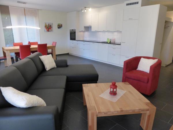Hotel Pictures: Wohnung J21 Orchidee, Brienz
