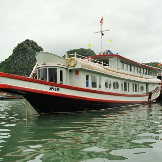 Standard Cabin on Boat