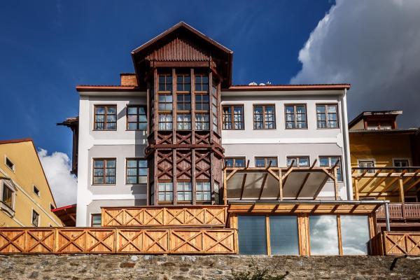 酒店图片: Anna Appartementhaus Deluxe, Murau
