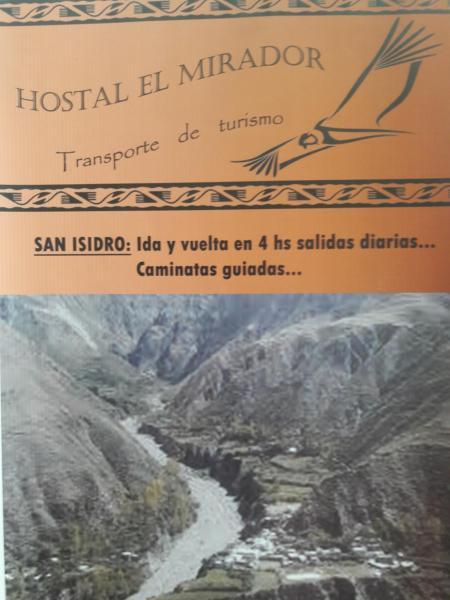Hotellbilder: El Mirador, Iruya