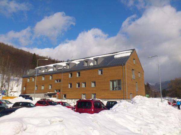 Hotel Pictures: Horský apartmán přímo u sjezdovky, Loučná nad Desnou