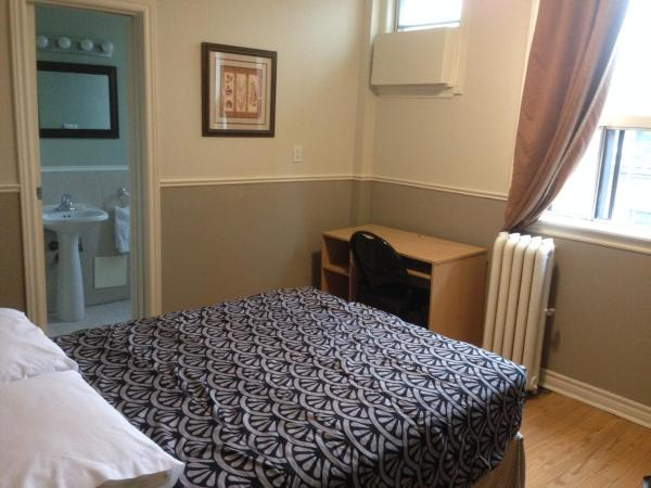 Basic Room with Double Bed and Private Bathroom