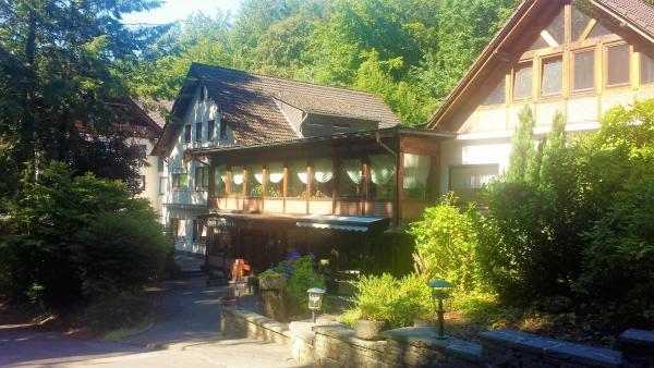 Hotelbilleder: Siegerland-Hotel Haus im Walde, Freudenberg