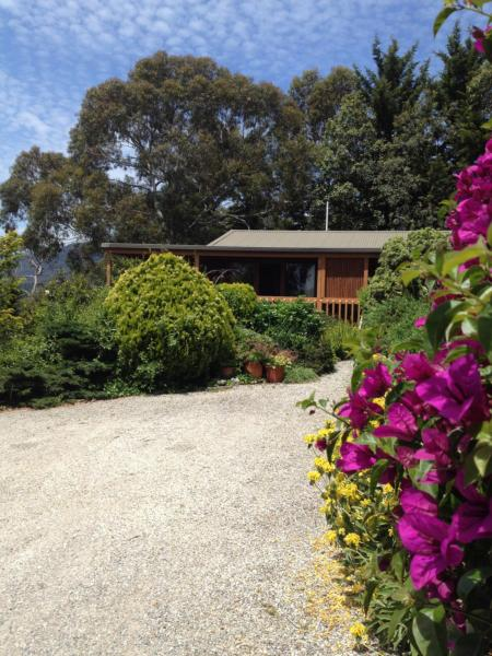 Hotelbilleder: Helgrah Cottage, Healesville