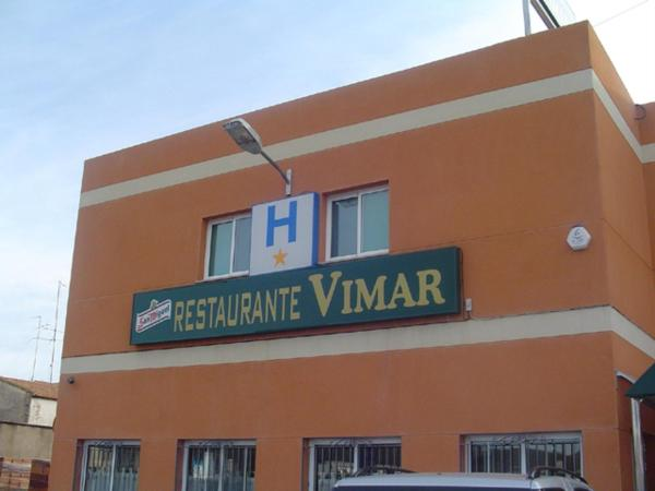 Hotel Pictures: Hostal Vimar, La Llosa