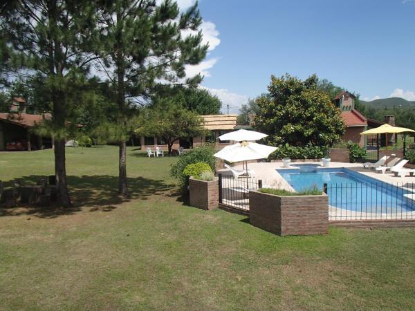 Zdjęcia hotelu: Cabañas El Tala, Villa del Dique