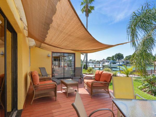 Foto Hotel: Canal Home, St Pete Beach