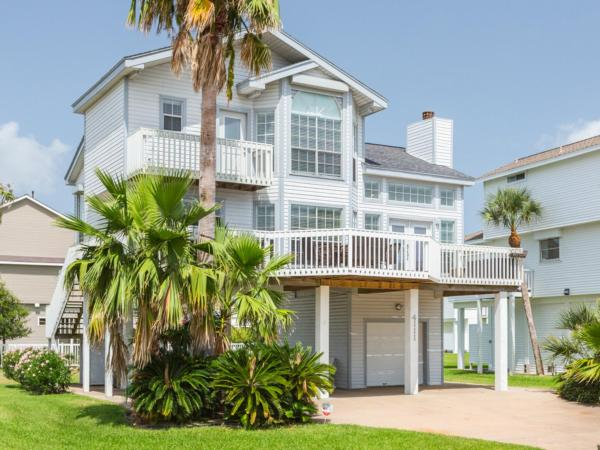 Hotelbilleder: Palm Tree Beach House, Galveston