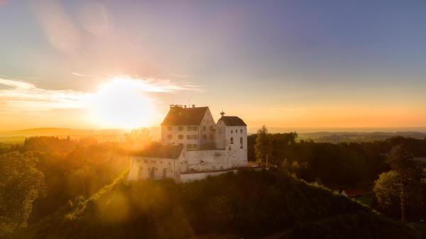 Hotelbilleder: Schloss Waldburg, Waldburg