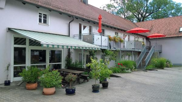 Hotelbilleder: Reiterhof Market, Weiden