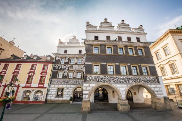 Hotel Pictures: Grandhotel Salva, Litoměřice