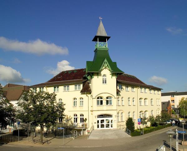 Hotelbilleder: Hotel Dünenschloß, Zinnowitz