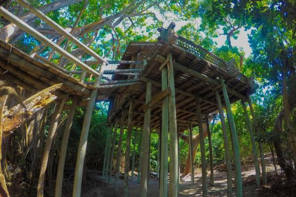 Hotel Pictures: Cabaña Robinson Crusoe, El Islote