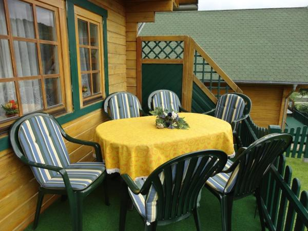 Hotel Pictures: Bad Sachsa Two-Bedroom Holiday Home 1, Steina