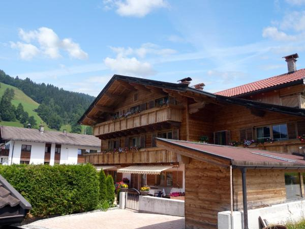Fotos do Hotel: Apartment Wildschonau 1, Wildschönau