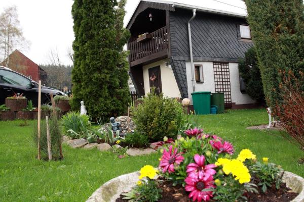 Hotel Pictures: Holiday home Marienberg 1, Gelobtland