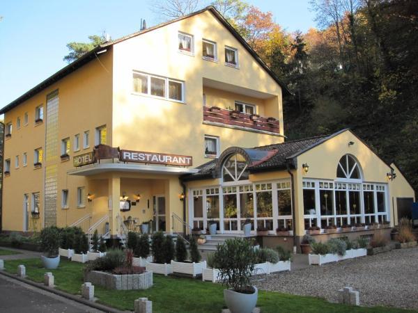 Hotelbilleder: Hotel Goldbächel, Wachenheim an der Weinstraße