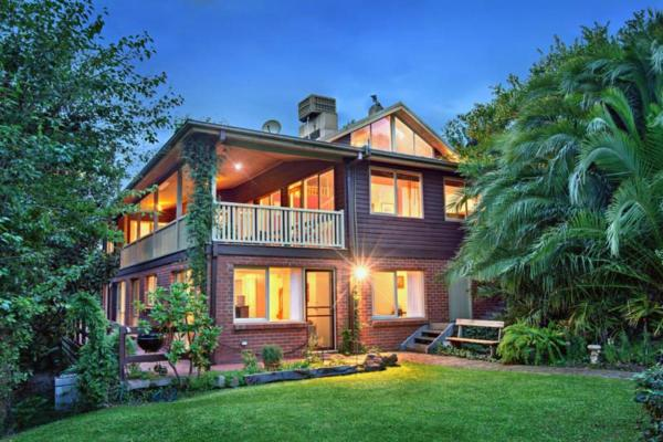 Hotellikuvia: Wildwood Lodge, Belgrave
