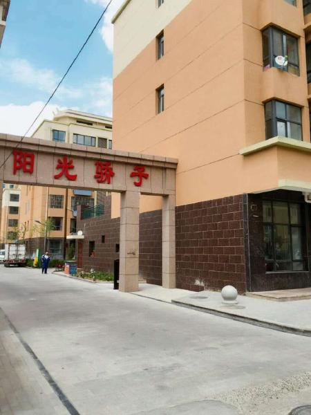 Hotel Pictures: Holiday Sunny Apartment, Zhongwei