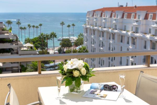 Photos de l'hôtel: Hôtel Barrière Le Gray d'Albion, Cannes