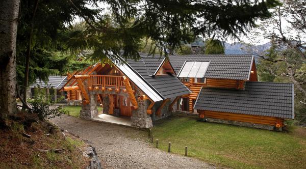 酒店图片: Chalet Villa Traful, Villa Traful