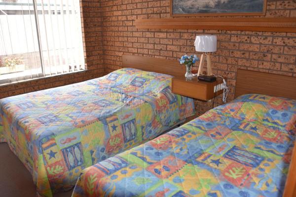 ホテル写真: Corowa Gateway Motel, コラワ