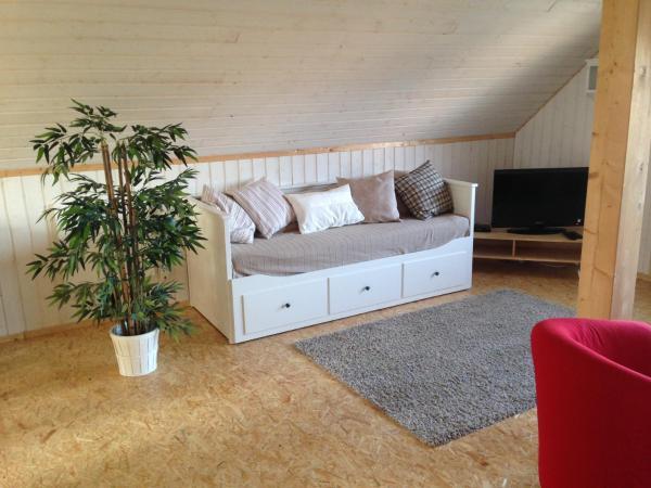 Hotelbilleder: Apartments im Schwedenstil, Papenburg