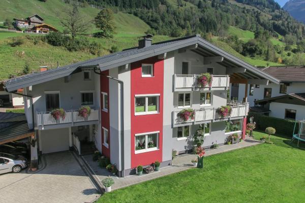 Fotografie hotelů: Appartement Gimpl, Fusch an der Glocknerstraße