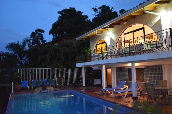 Hotel Pictures: Casa Azul, Manuel Antonio