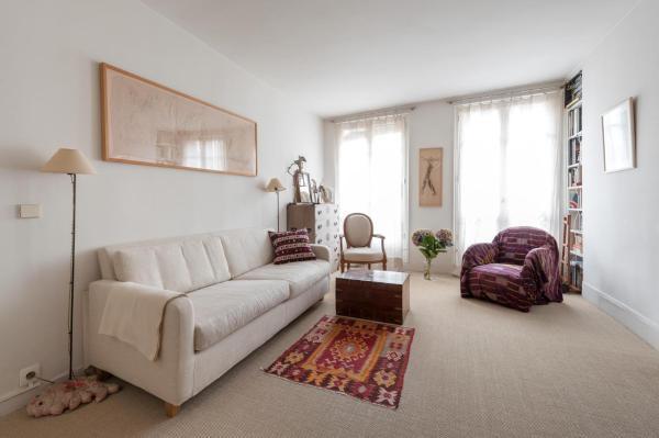 One Bedroom Apartment - Rue du Grand Prieuré II