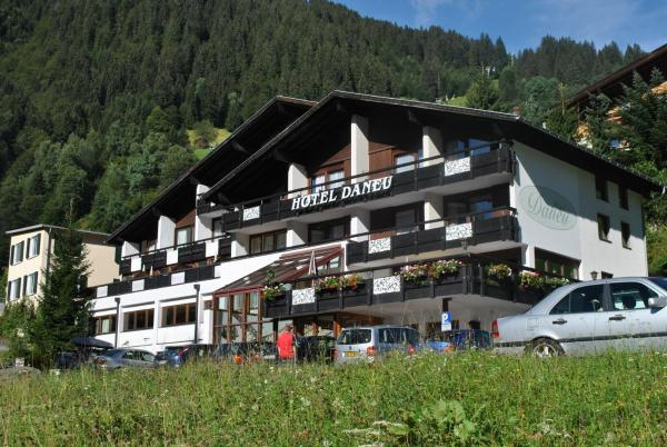 Hotellikuvia: Hotel Daneu, Gaschurn