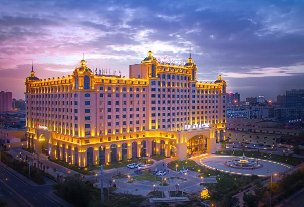 Hotel Pictures: Swisstouches Hotel Qinghai, Golmud