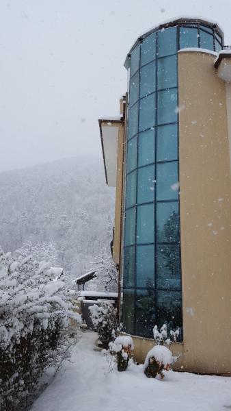 Hotellikuvia: Hotel Zornitsa, Ribarica