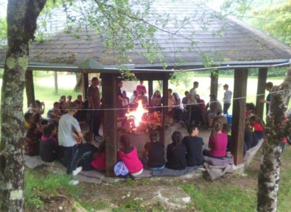 Hotelbilleder: Camp Borasnica Bungalows, Jezero